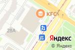 Схема проезда до компании Магазин бижутерии и аксессуаров для волос в Екатеринбурге
