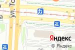 Схема проезда до компании РАСТРО-ЕКАТЕРИНБУРГ в Екатеринбурге