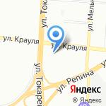 В гостях у друзей на карте Екатеринбурга