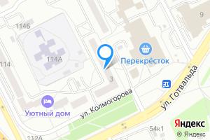 Комната в Екатеринбурге м. Динамо, Свердловская область, улица Готвальда, 3