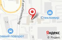 Схема проезда до компании Дольче Вита в Екатеринбурге
