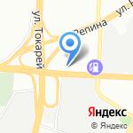 ТАНДЕМ-Урал на карте Екатеринбурга