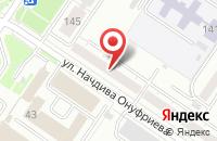 Схема проезда до компании Ай Ти Ривер в Екатеринбурге