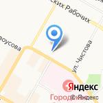 Почтовое отделение №624090 на карте Верхней Пышмы
