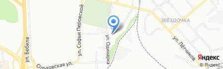 ЭЛЕКТРУМ УРАЛ на карте Екатеринбурга