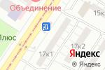Схема проезда до компании Золотой в Екатеринбурге