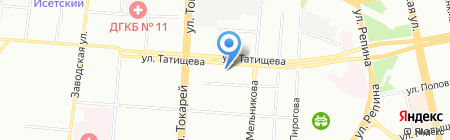 LedShopping.ru на карте Екатеринбурга
