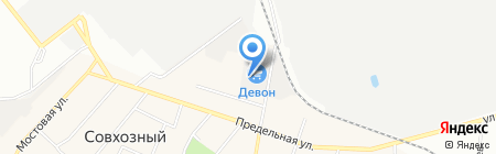COLD MARKET на карте Екатеринбурга