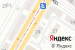 Схема проезда до компании DS24 в Екатеринбурге