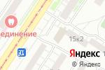 Схема проезда до компании СпортНаСтрой в Екатеринбурге