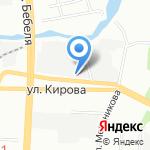 Жемчужина на карте Екатеринбурга