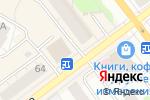 Схема проезда до компании Киоск по продаже кондитерских изделий в Верхней Пышме