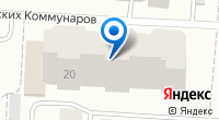 Компания Телесистемы на карте