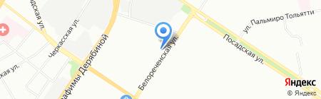 СветаДом на карте Екатеринбурга