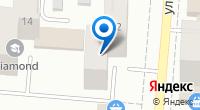 Компания Автоматизация бизнеса на карте