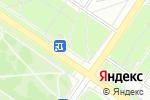 Схема проезда до компании Рито в Екатеринбурге