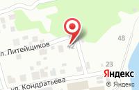 Схема проезда до компании Современные Texhoлoгии-Xxi в Екатеринбурге