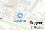 Схема проезда до компании Online в Екатеринбурге