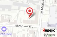 Схема проезда до компании Инсайт в Екатеринбурге