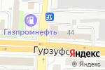 Схема проезда до компании УралМебельТорг в Екатеринбурге