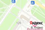 Схема проезда до компании ОРТО в Екатеринбурге