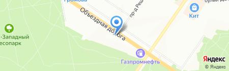 Скорость на карте Екатеринбурга