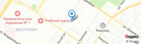 Ваш Поставщик на карте Екатеринбурга
