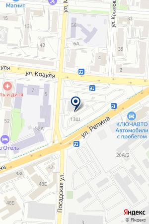 АПК-ПРОФИТ на карте Екатеринбурга