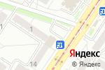 Схема проезда до компании Гордость в Екатеринбурге