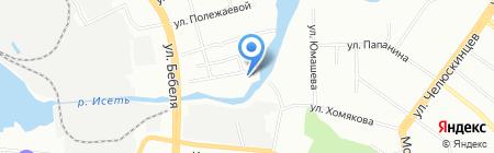 AUTO-RESCUERS на карте Екатеринбурга