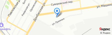Почтовое отделение №39 на карте Екатеринбурга