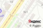 Схема проезда до компании Погода в доме в Екатеринбурге