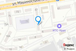 Сдается однокомнатная квартира в Екатеринбурге м. Машиностроителей, Свердловская область, улица Машиностроителей, 67А