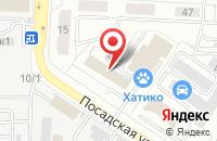 Схема проезда до компании Сфера в Екатеринбурге