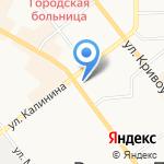 ЖКУ-3 на карте Верхней Пышмы