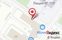 Схема проезда до компании Спецкокс в Екатеринбурге
