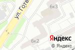 Схема проезда до компании КОМПАНИЯ КЕЙСИ в Екатеринбурге