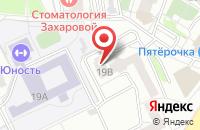 Схема проезда до компании Возрождение в Екатеринбурге