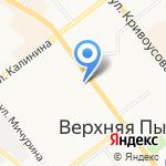 КулинарЪ на карте Верхней Пышмы