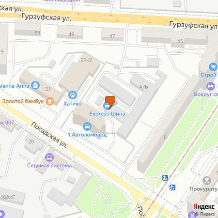Гурзуфская ул., 47Б