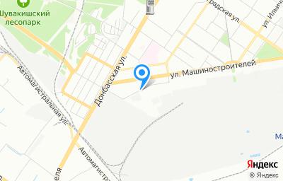 Местоположение на карте пункта техосмотра по адресу г Екатеринбург, ул Лукиных, д 1