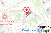 Схема проезда до компании Медиа Сети в Екатеринбурге
