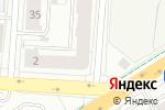 Схема проезда до компании ДАР и К в Екатеринбурге