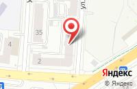 Схема проезда до компании Уральская производственная компания в Екатеринбурге
