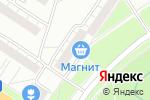 Схема проезда до компании Салон бытовых услуг в Екатеринбурге
