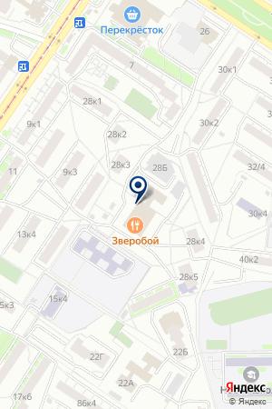 MACHKA на карте Екатеринбурга