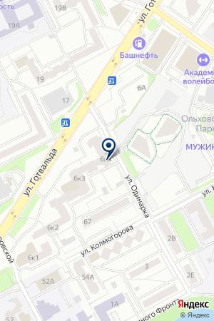 7 пятниц на карте Екатеринбурга