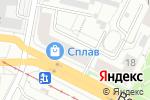 Схема проезда до компании Qiwi в Екатеринбурге