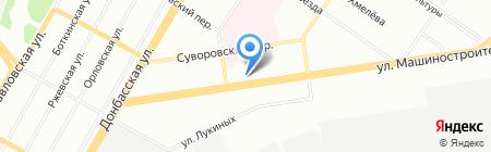 МНЕБУКЕТ.РФ на карте Екатеринбурга