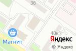 Схема проезда до компании Верный в Екатеринбурге
